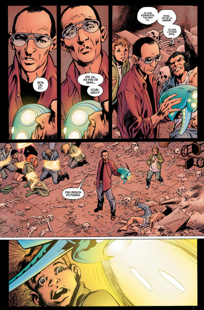 Page 8 Wolverine tome 1