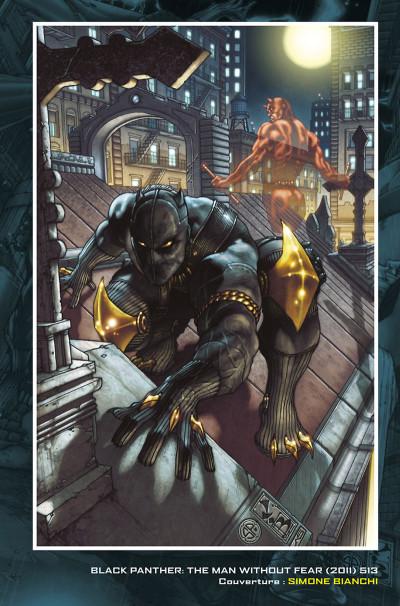 Page 4 Black panther - l'homme sans peur
