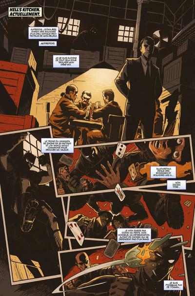Page 5 Black panther - l'homme sans peur
