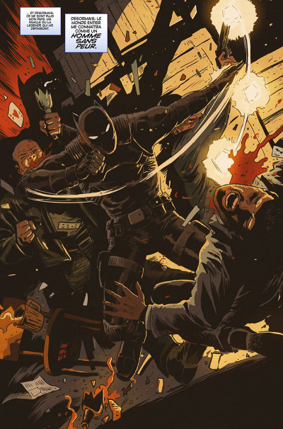 Page 6 Black panther - l'homme sans peur