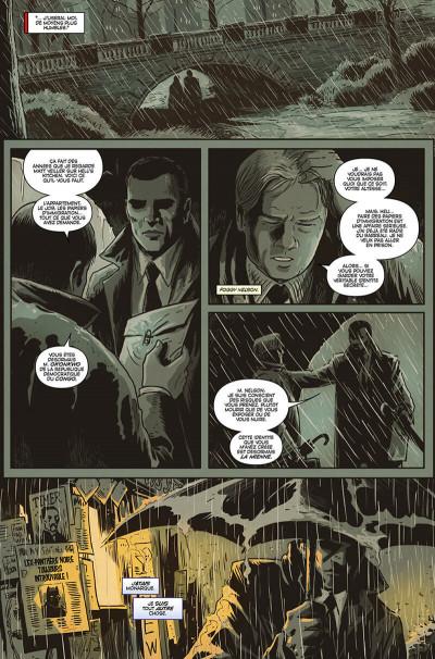 Page 9 Black panther - l'homme sans peur