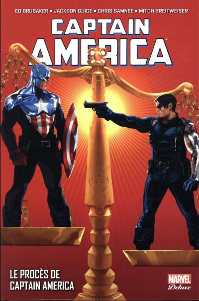 Couverture Captain America tome 8