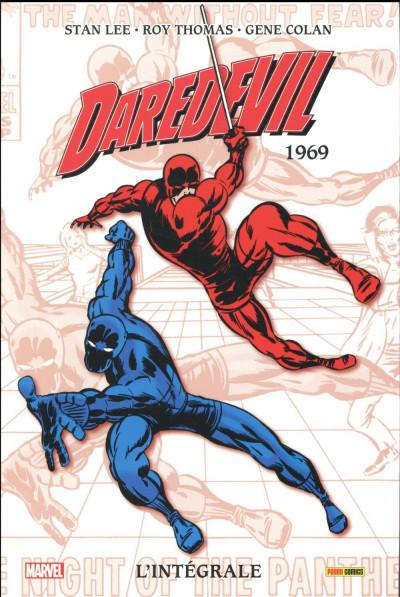 Couverture Daredevil - intégrale tome 5