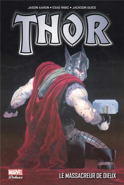 Couverture Thor - Dieu du tonnerre tome 1
