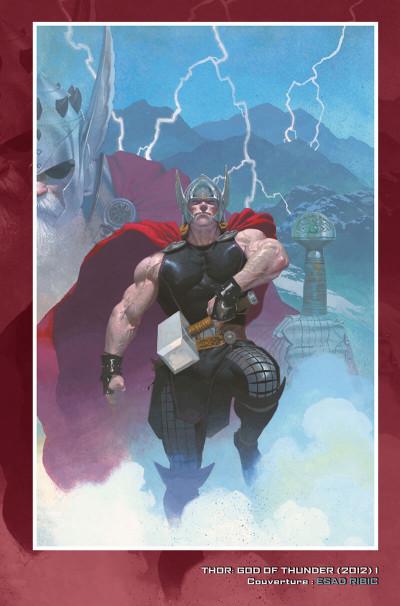 Page 5 Thor - Dieu du tonnerre tome 1