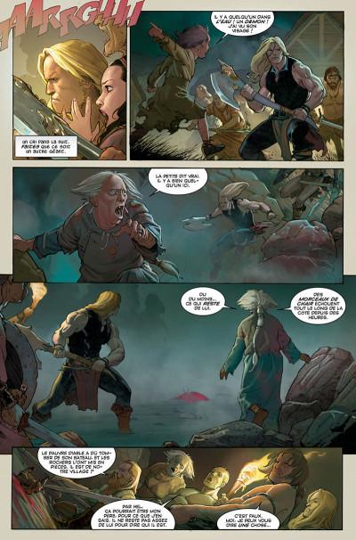 Page 7 Thor - Dieu du tonnerre tome 1
