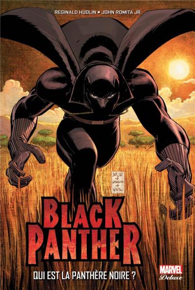 Couverture Black Panther par Hudlin et Romita Jr tome 1