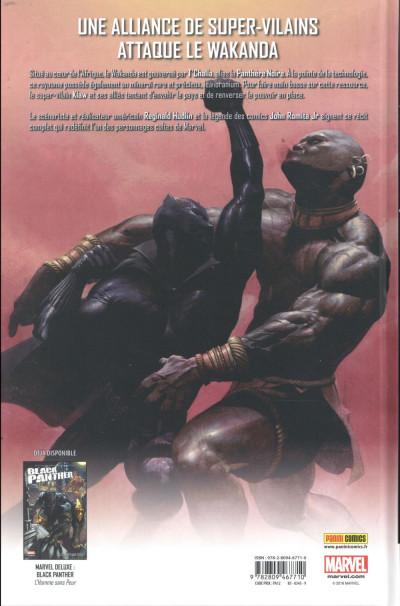 Dos Black Panther par Hudlin et Romita Jr tome 1