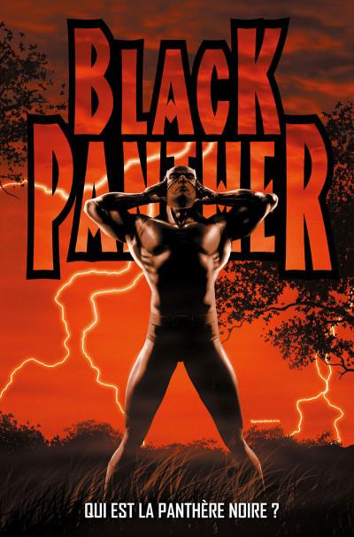 Page 1 Black Panther par Hudlin et Romita Jr tome 1