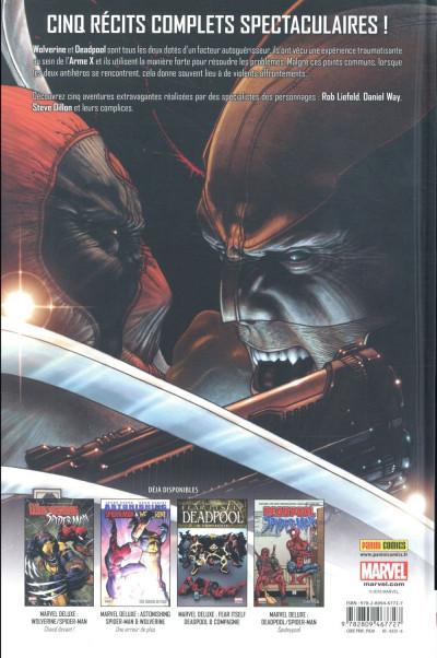 Dos Wolverine VS Deadpool