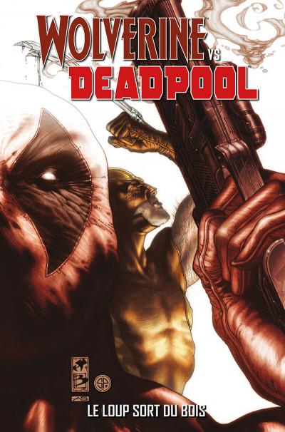 Page 1 Wolverine VS Deadpool
