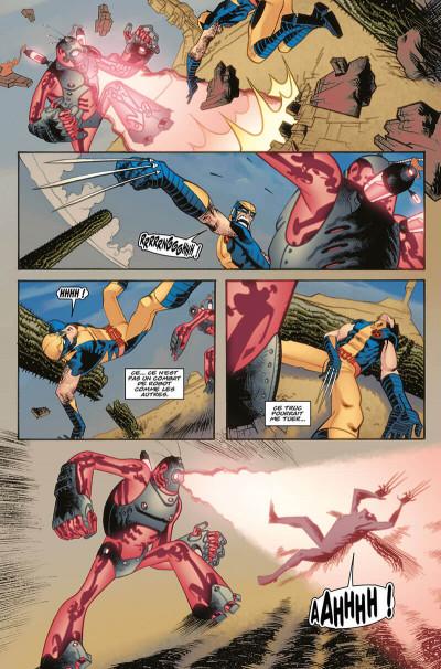Page 9 Wolverine VS Deadpool