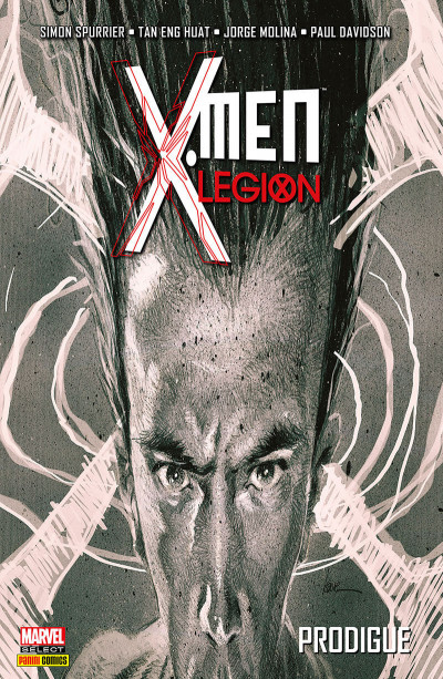 Couverture X-men - légion tome 1
