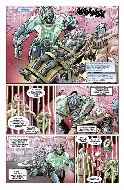 Page 7 X-men - légion tome 1