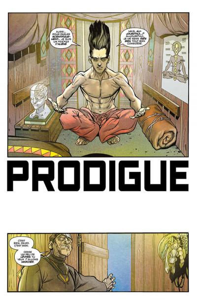 Page 9 X-men - légion tome 1