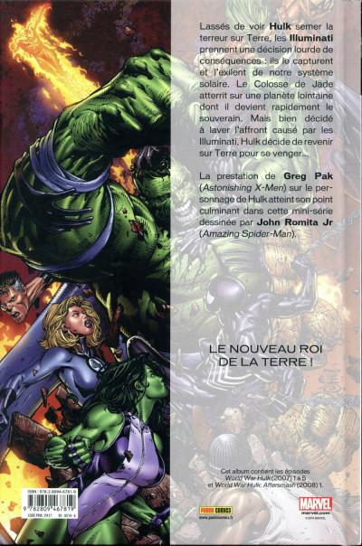 Dos World war Hulk