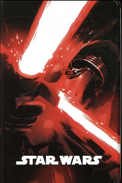 Couverture Star wars - coffret métal : Les ruines de l'empire + le réveil de la force
