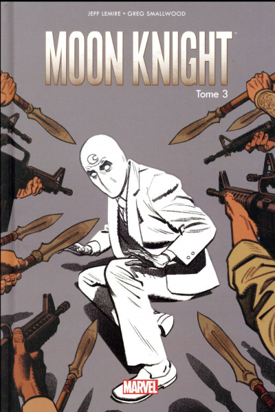 Couverture Moon knight - All-new all-different tome 3