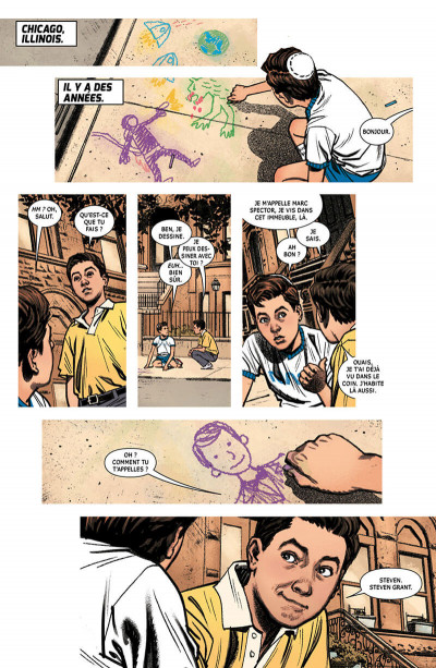 Page 4 Moon knight - All-new all-different tome 3