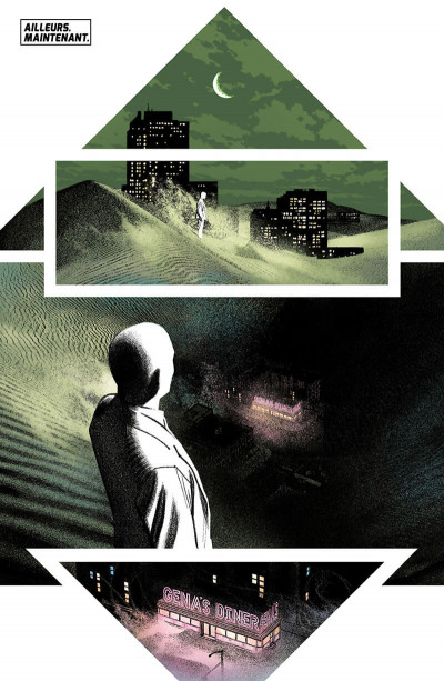 Page 8 Moon knight - All-new all-different tome 3