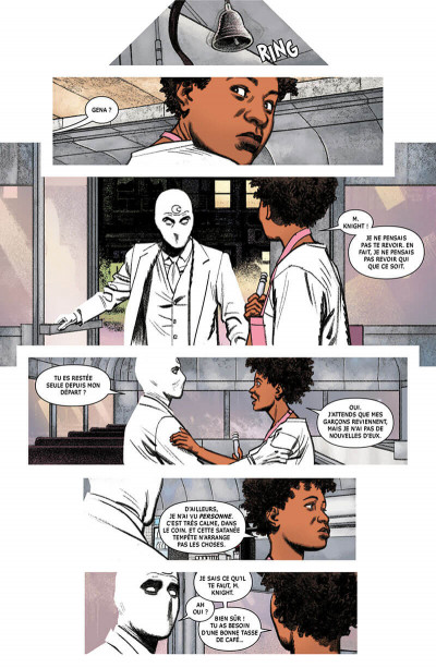 Page 9 Moon knight - All-new all-different tome 3