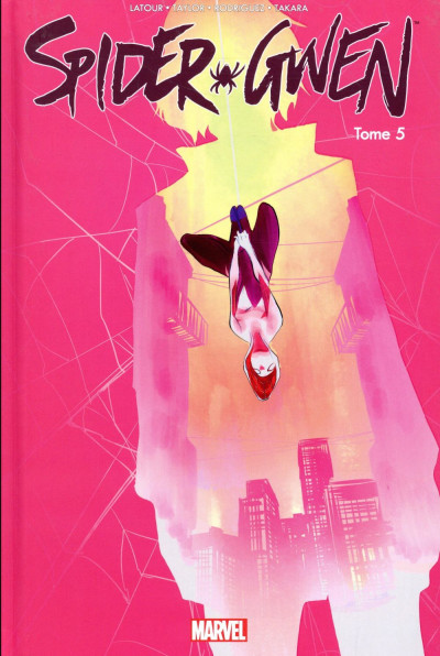Couverture Spider-Gwen tome 5
