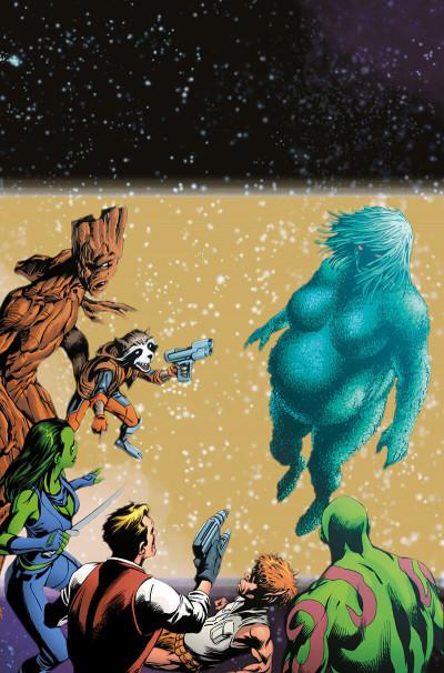 Page 1 Les gardiens de la galaxie - mère entropie