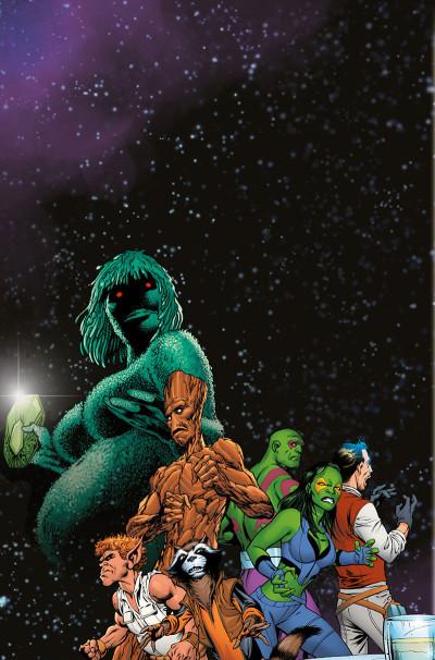 Page 3 Les gardiens de la galaxie - mère entropie