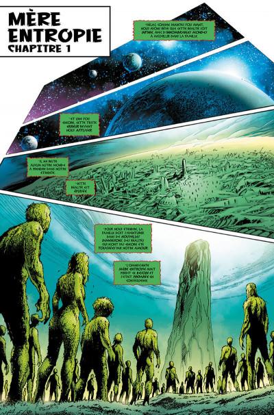 Page 5 Les gardiens de la galaxie - mère entropie