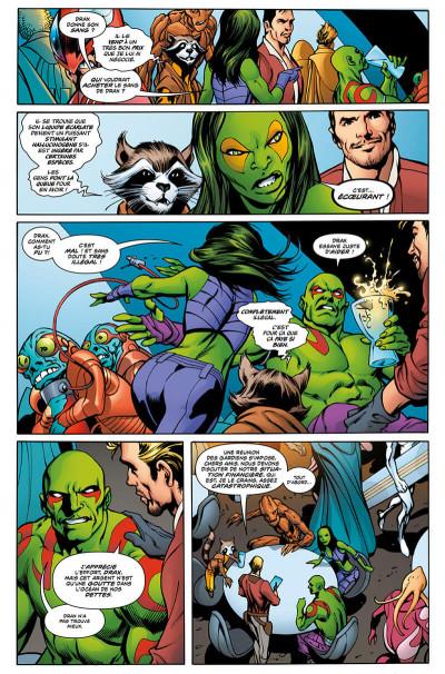 Page 9 Les gardiens de la galaxie - mère entropie
