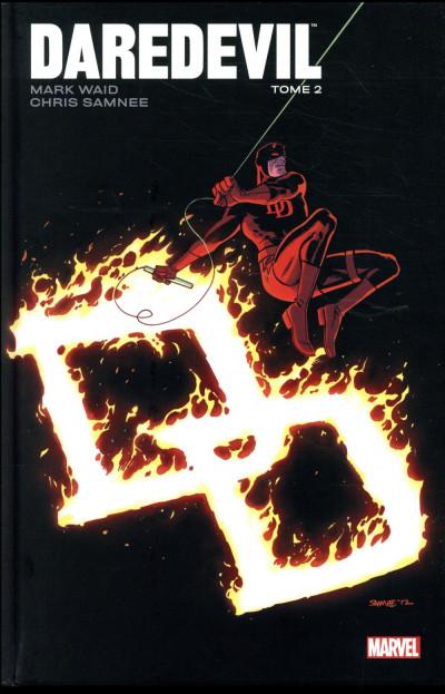 Couverture Daredevil par Mark Waid tome 2