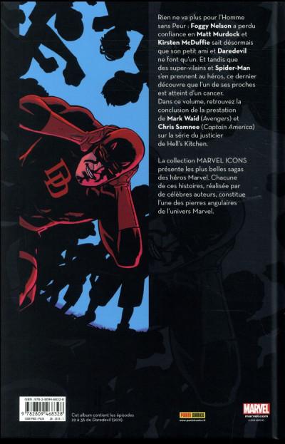 Dos Daredevil par Mark Waid tome 2