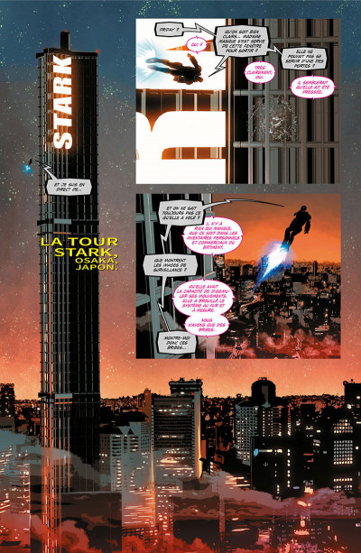 Page 5 All-new Iron-Man tome 2