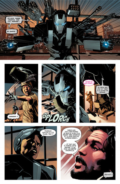 Page 7 All-new Iron-Man tome 2