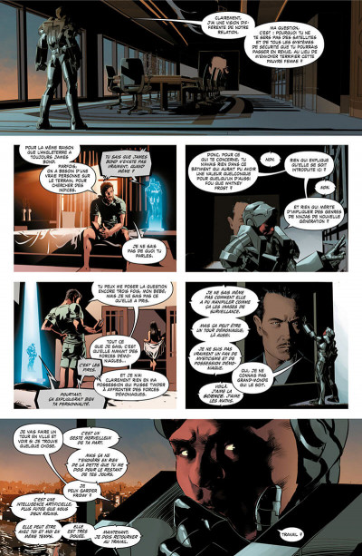 Page 8 All-new Iron-Man tome 2