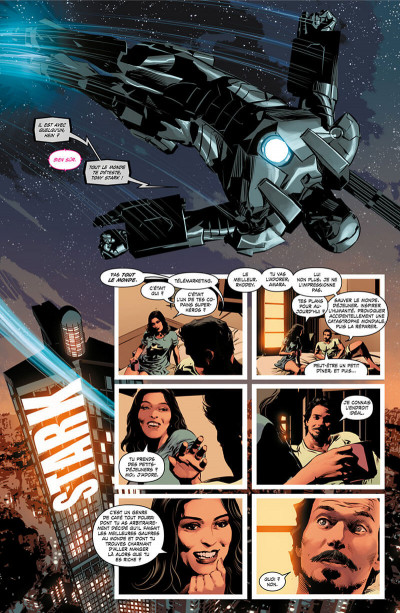 Page 9 All-new Iron-Man tome 2