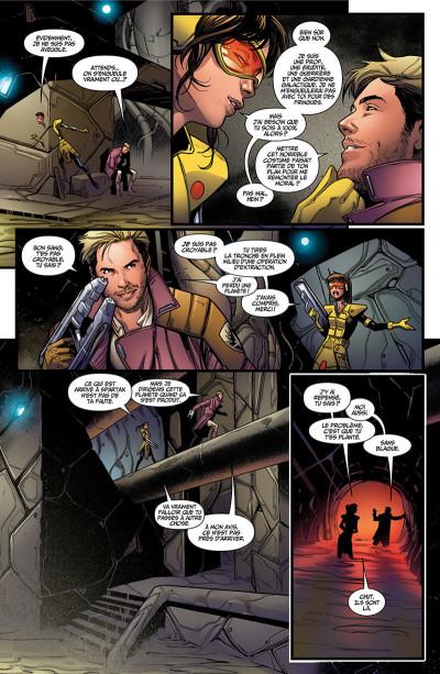 Page 9 All-New Les gardiens de la galaxie tome 2