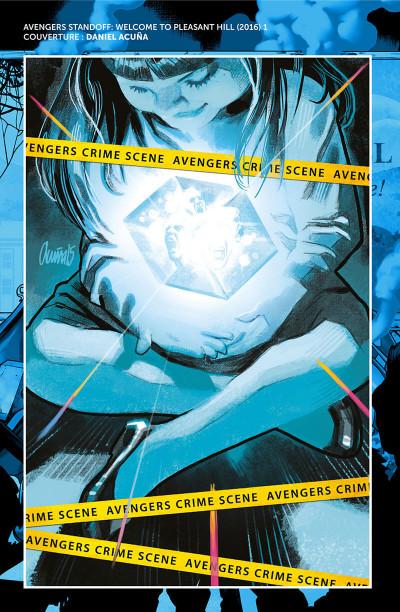 Page 3 Avengers l'affrontement tome 1