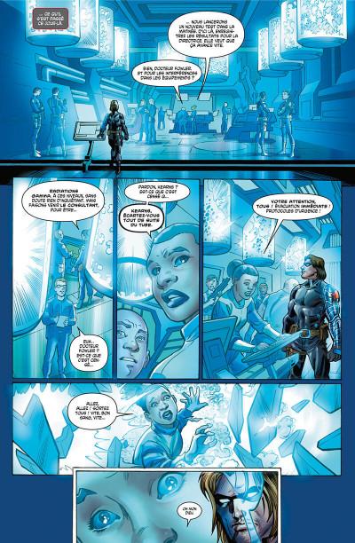 Page 5 Avengers l'affrontement tome 1