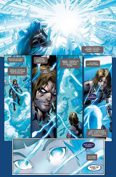 Page 6 Avengers l'affrontement tome 1