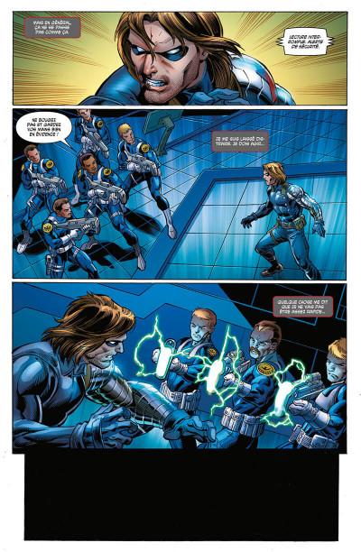 Page 7 Avengers l'affrontement tome 1