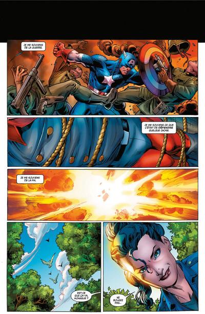 Page 8 Avengers l'affrontement tome 1