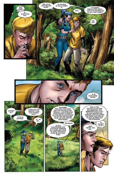 Page 9 Avengers l'affrontement tome 1