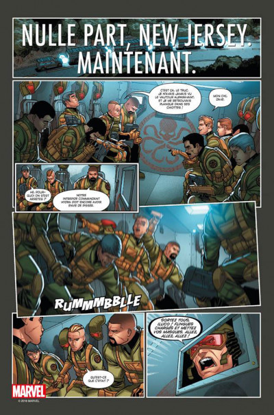 Page 4 Marvel heroes tome 1