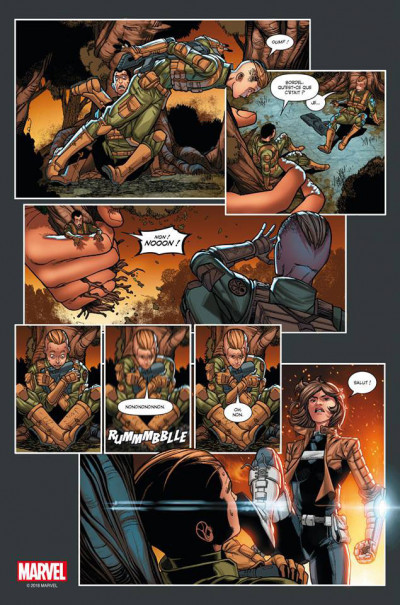 Page 8 Marvel heroes tome 1