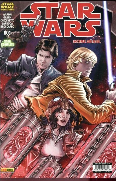 Couverture Star wars - fascicule HS tome 1 - couverture 1/2