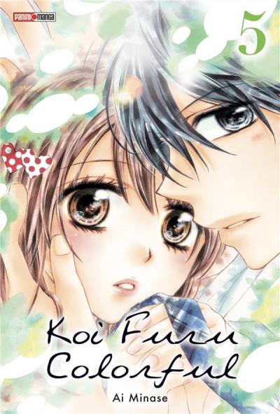 Couverture Koi  furu colorful tome 5