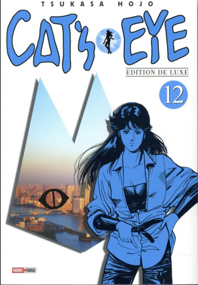 Couverture Cat's eye - édition 2018 tome 12