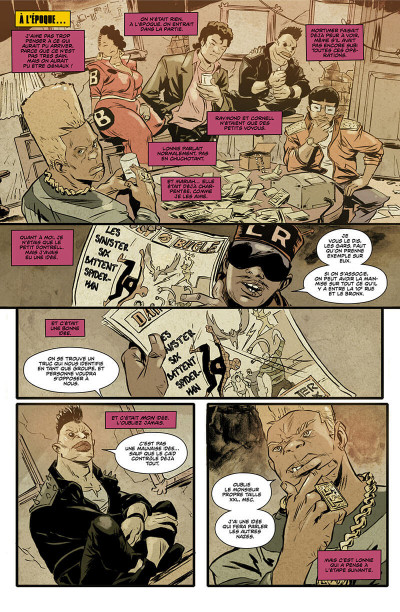 Page 5 Power Man et Iron Fist tome 3