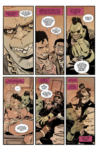 Page 6 Power Man et Iron Fist tome 3